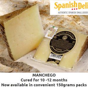 Insta Manchego aged 10 -12 months 150gr buy australia