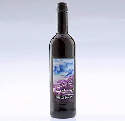 Los Enoloz Tempranillo Wine