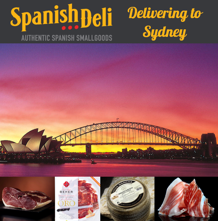 Spanish food in Sydney