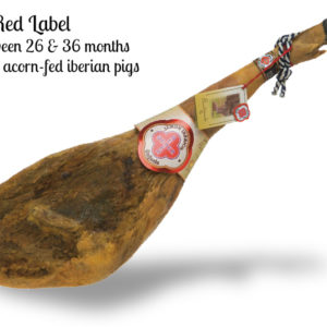 Red Label Jamon 2.9Kg