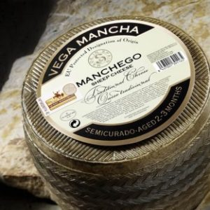 Manchego Cheese Aged 2-3 months