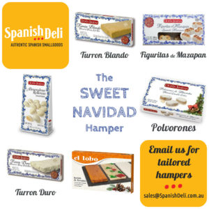 SOLD OUT – Sweet Navidad Hamper
