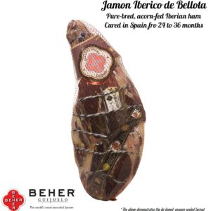 Black Label Jamon 2.8kg