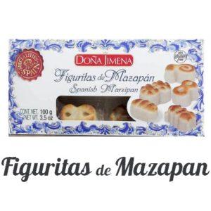 Figuritas de Mazapan – Marzipan Figurines