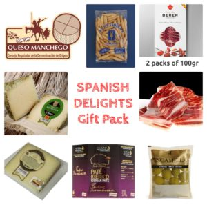SOLD OUT – Spanish Delights Hamper