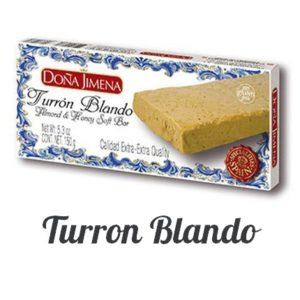 Turron Blando 150gr – Spanish Soft Nougat