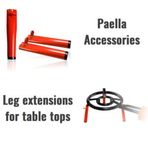 PAELLA: Leg Extensions
