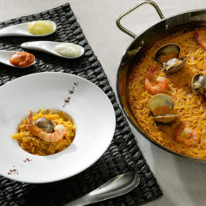 PAELLA: 2 Ring Gas Burner Kit