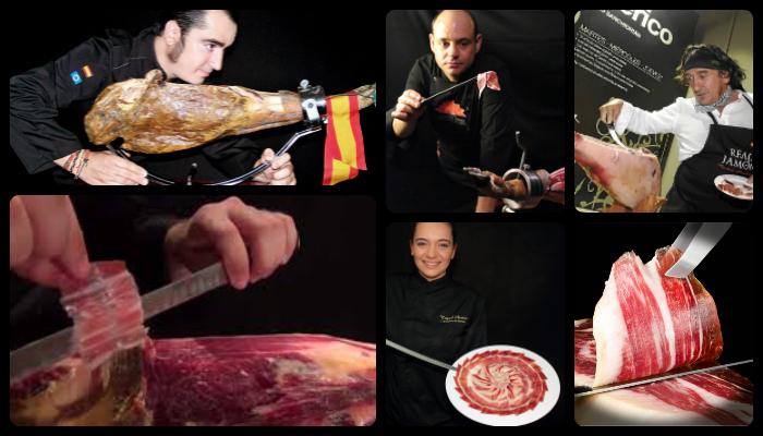 cortador collage slice jamon how to