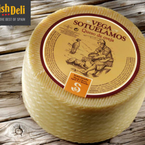 Manchego Style Sheep Cheese Aged 6 months 1kg