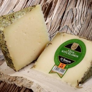 3 pack of Sheeps Cheese with Rosemary (12 months aged) 3 * 220gr