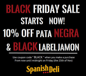 Black Friday Sale for Pata NEGRA