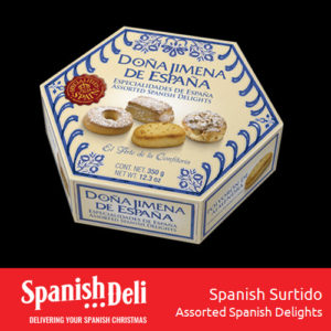 Dona Jimena Surtido – Assorted Spanish delights