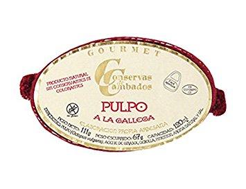 Pulpo a la Gallega (Pulpo en Salsa Gallega)