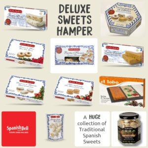 SOLD OUT – Deluxe Sweets Hamper