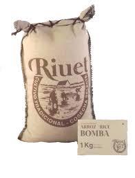 Bomba Rice / Arroz Bomba -1Kg
