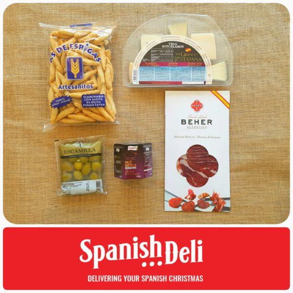 Buy Spanish hamper in Australia