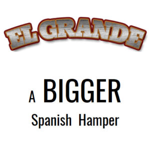 El Grande – A Bigger Spanish Hamper
