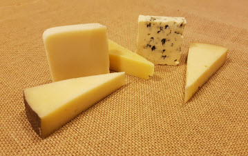 z5 Spanish Cheese Selection 220gr