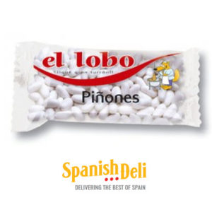 Pinoñes – Sugar Coated Pine Nuts ~EL LOBO~