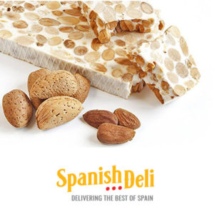Tortitas Turron de Alicante 90gr – Almond and honey Brittle Bite
