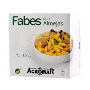 Fabes con Almejas / Beans with Clams