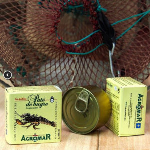 Agromar Pate de Bugre Bogavante / Lobster Pate