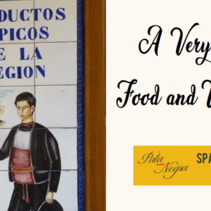 Spanish Wine and Food Tasting – Thursday 25th OCT