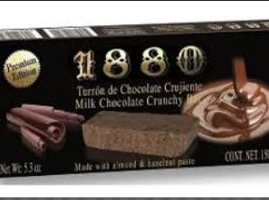 Turron de Chocolate – PREMIUM EDITION – 1880