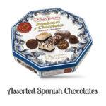 assorted spanish bombones